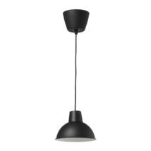 IKEA Skurup Pendant Lamp Black, Powder Coated Steel, 703.973.99 - NEW  - $42.99