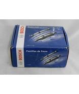 Disc Brake Pad Set-Blue Brake Pads Rear Bosch BE1095 - $29.77