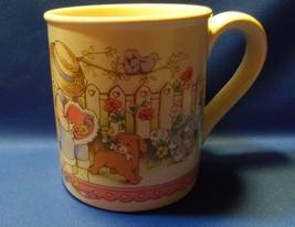 Country Kids Collector Mug Watkins 1990 Be My Valentine & Dessert Plate ... - $19.99