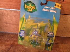 Flik A Bug's Life Moulage sous Pression Figurine Nouveau Mini Insecte Co... - $5.92