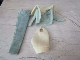 1962 Vintage Mattel Barbie #940 Mood For Music Outfit -NEEDS Some Mending!! - $34.60