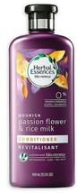 Herbal Essences Bio Renew Nourish Passion Flower & Rice Milk Conditioner 400ml - $23.75