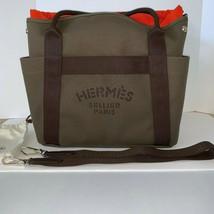 Hermes Groom Bag Boot and Helmet Bag New 19yrs eBay Great Travel Gym Bag - $1,975.05