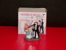 "Dept 56 ""42nd St. Performance"" 807257-NEW IN BOX - $19.31"