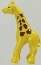 2000 Vintage Polly Pocket Doll Jungle Pets Giraffe (all feet together) - $6.00
