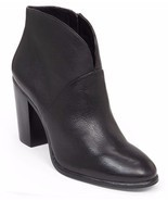 Women Vince Camuto Franell Leather Booties, Sizes 6-10 Black Leather VC-... - £83.59 GBP