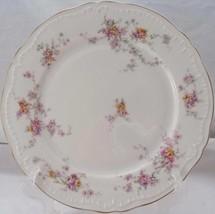Theodore Haviland Helene Dinner Plate Porcelain - $21.99