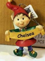 Christmas Ornaments - WHOLESALE- Russ BERRIE-#13827 'CHELSEA'- 6 PCS- New -W742 - $5.83