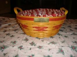 Longaberger 1999 Popcorn Basket - $22.99