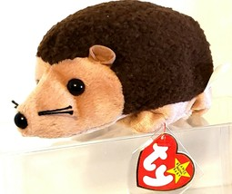 TY BEANIE BABIES ORIGINAL 1999 – Prickles the Hedgehog SN 4220 – 6 inches - $39.60