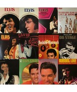 Elvis Presley 33 RPM LP Album Golden Records Legendary Performer Choice ... - $7.99+