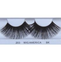 Wig America Premium False Eyelashes wig485, 5 Pairs