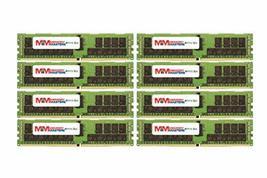MemoryMasters 128GB (8x16GB) DDR4-2666MHz PC4-21300 ECC RDIMM 1Rx4 1.2V Register - $642.51