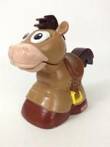 Fisher Price Wild Lights Disney Pixar Toy Story Bullseye Talking Flashlight - $14.80