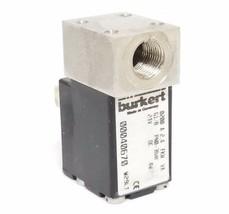 NEW BURKERT 00040670 SOLENOID VALVE 2/2-WAY 24V 4WATT image 1