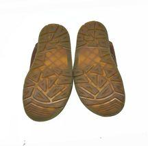 Doc Dr. Martens Women's Sz 7 EU 38 Brown Pebbled Leather Buckle Sandals AW004 image 5