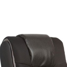 Gaming Chair Black Mesh Vinyl Wireless 2.1 Stereo Sound Audio Subwoofer ... - $110.33
