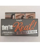 "Benefit They're Real Duo Shadow Blender In Box - Sexy Smokin"" - $12.16"