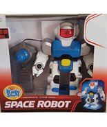 Space Robot by Kids Stuff   Light-up Walks  Remote Control    - $26.48 CAD