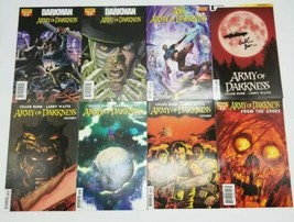 Army of Darkness 1 4 5 Annual 2014  Darkman  2 3 From the Ashes Dynamite... - $48.37
