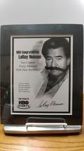 LeRoy Neiman Autographed Photo IBHOF with COA - $69.99