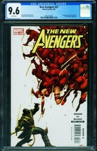 New Avengers #27 CGC 9.6-1st appearance RONIN 2021161005 - $115.19
