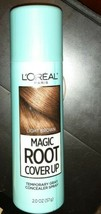 L'Oreal Paris Magic Root Cover Up Gray Concealer Spray Light Brown 2 oz.(Pack... - $12.77