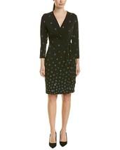 Anne Klein Dress Nathalie Faux Wrap Multicolor Sz XL NEW NWT 220 - $49.50