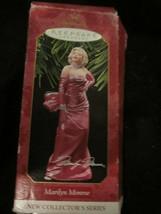 Hallmark Keepsake Ornament 1997 Marilyn Monroe First in Series Gently Used - $14.99