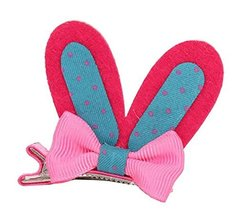 Colorful Hair Clips for Baby Girls Bowknot Hair Pins,10 PCS - $22.94