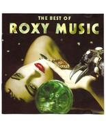 The Best Of Roxy Music CD Bryan Ferry Virgin 2001 - $9.99