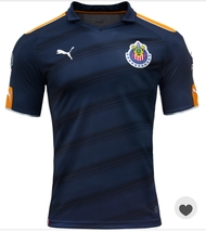 NWT CHIVAS DE GUADALAJARA  FAN AWAY  JERSEY SEASON 2016-2017 SIZE S TO XL - $49.99