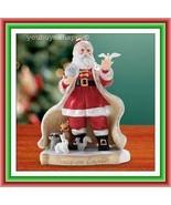"Lenox Christmas ""Peace on Earth, The 15th Anniversary Santa""  New in Box... - $74.25"