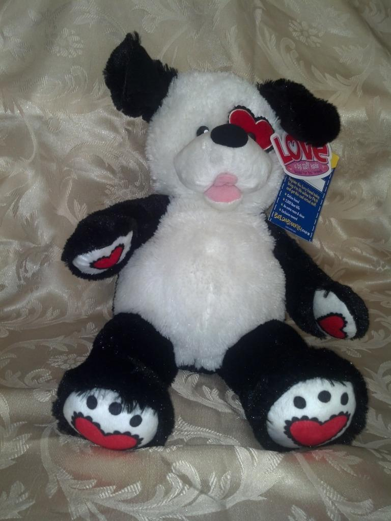 Primary image for Build A Bear Kisses Fur Your Pup Retired 2012 With Tags