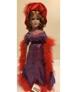 """Designed Exclusively Collectors ETC. Doll 17"""" With Stand - $14.03"""