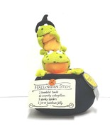 Hallmark Tremblin Toads Animated Plush Halloween Stew When the Witch Com... - $17.99