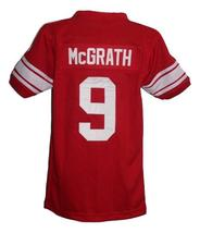 Molly McGrath Wildcats Movie Goldie Hawn New Football Jersey Red Any Size image 5