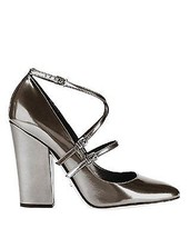Sergio Rossi Betty Silver Shoes - $560.00