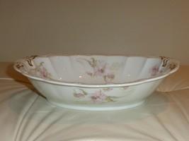 Limoges H&C Haviland & Co for Wood Bicknall & Potter Providence Serving Bowl - $65.00