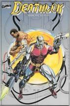 Deathlok Comic Book Mini Series #1 Marvel Comics 1990 NEAR MINT NEW UNREAD - $4.99