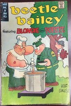 BEETLE BAILEY with BLONDIE & POPEYE R-02 (1973) King Comics Reading Libr... - $9.89
