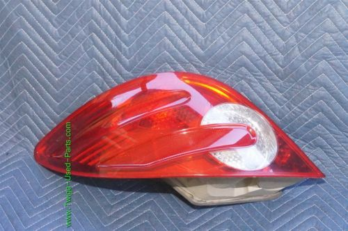 Mercedes R320 R350 R500 W251 Tail Light 06-08 Driver Left Side - LH