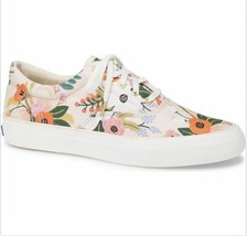 Keds Kids Rifle Paper Champion Girls School Shoes Lively White sz 7 M - $18.05