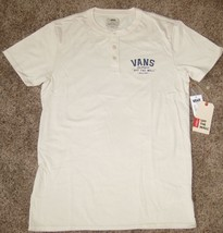 New Vans Off the Wall Mens It's the Original Short Sleeve Tee Top NWT S M L - $24.95