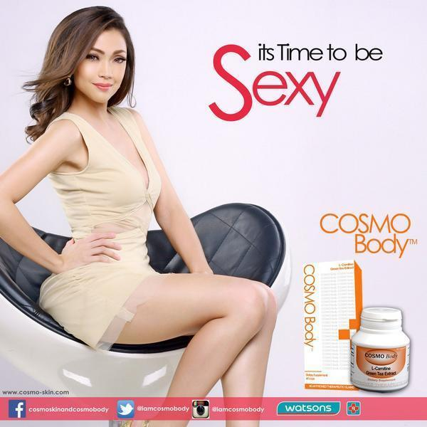 Primary image for Cosmo Body Philippines Weight Loss Supplement 60 Capsules