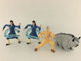 2010  Avatar The Last Air Bender McDonald's Toys Lot of 4   +SFG - $10.99