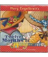 2004 Mary Engelbreit's Twelve Months of Maryment Calendar - $15.00