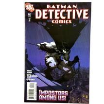 Detective Comics 867 DC 2010 VF+ Oracle Question Jokerz - $2.92