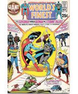 World's Finest Comic Book #197 Giant #76, DC Comics 1970 FINE+ - $23.14