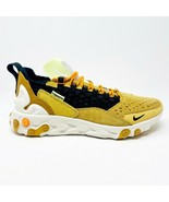 Nike React Sertu The 10TH Theioth Wheat Club Gold Mens Sneakers AT5301 700 - $100.00